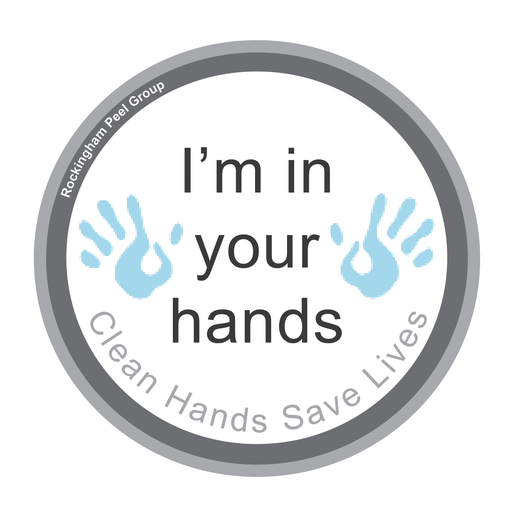 Hand Hygiene badge